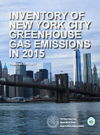 GHG Emission Inventory for the City of New York